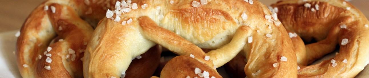 Das Brot 753 - Brezel (Laugenbrezel) 100g