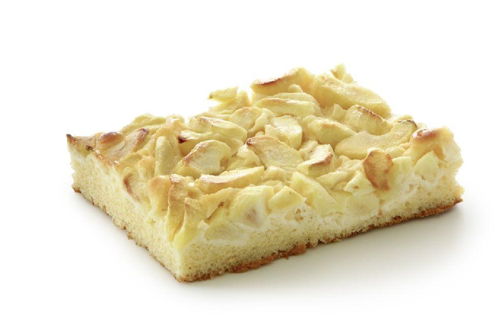 952 - Torta de Maça (Apfelkuchen offen ohne Rosinen)
