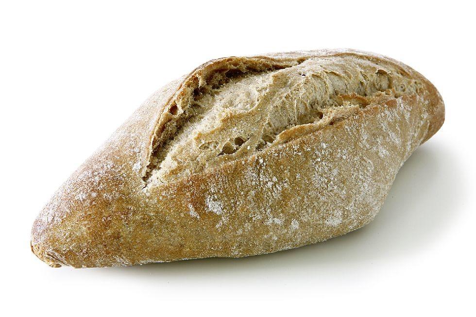 743 - Pãozinho da Toscana Centeio (Toskanisches Brötchen Roggen) 80g