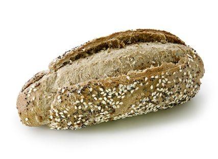 8222 - Pãozinho de Iogurte Natural (Korn-Quark Baguettebrötchen) 120g